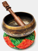 Campane Tibetane e Accessori