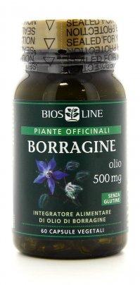 Nutrient's - Borraggine Olio 500 mg