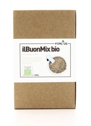 Il Buon Mix Bio - Mix con Goji e Chia