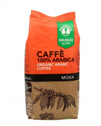 Caffè 100% Arabica Bio Organic