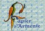 Carta Profumata Papier d'Armenie Année