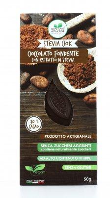 Cioccolato Extra Fondente - Conf. Flowpack