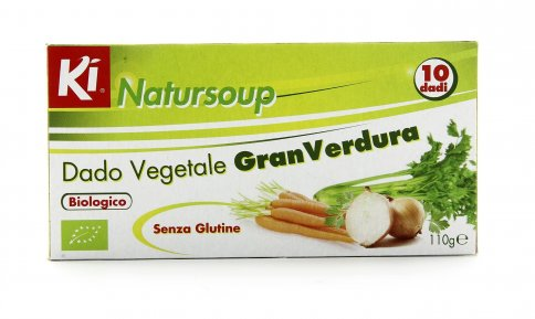 Dado Vegetale Gran Verdura - Ki Group