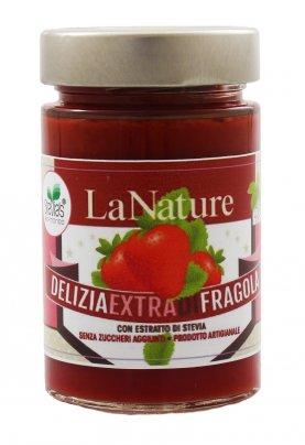 Delizia Extra di Fragole con Stevia