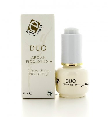 Duo Argan Fico d'India - Effetto Lifting