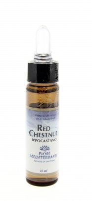 Red Chestnut - Ippocastano - Fiori Mediterranei 10 ml.