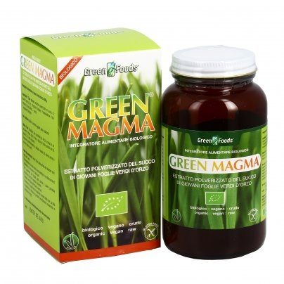 Green Magma - 320 Compresse
