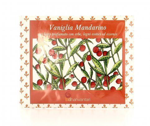 Sacchetto Profumato Vaniglia Mandarino