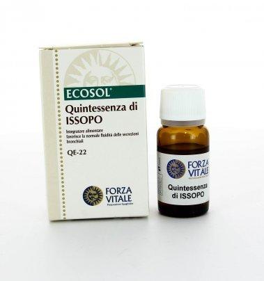 Quintessenza di Issopo - 10 ml.