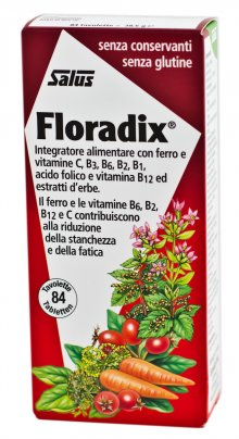 Integratore Alimentare Floradix - 84 tavolette