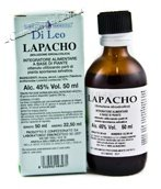 Lapacho - Integratore Alimentare a Base di Piante 50 ml.