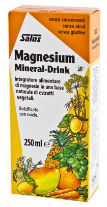 Integratore Alimentare Magnesium Mineral Drink