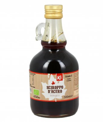 Sciroppo d'Acero Biologico 500 ml
