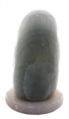 Lampada in Fluorite Verde Feng Shui