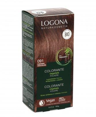 Colorante Vegetale - Castano Cioccolata 091