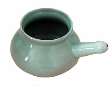 Lota per Lavaggio Nasale - Verde