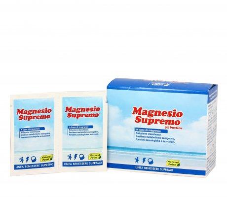 Magnesio Supremo® - 32 Bustine da 2,4 gr.