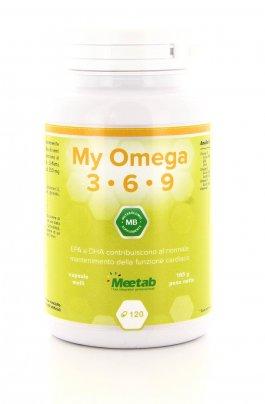 My Omega 3-6-9