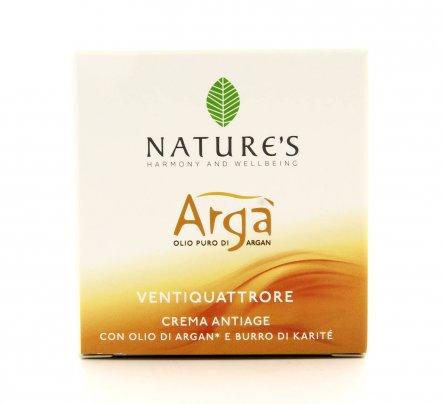 Arga' Ventiquattrore - Crema Anti Age