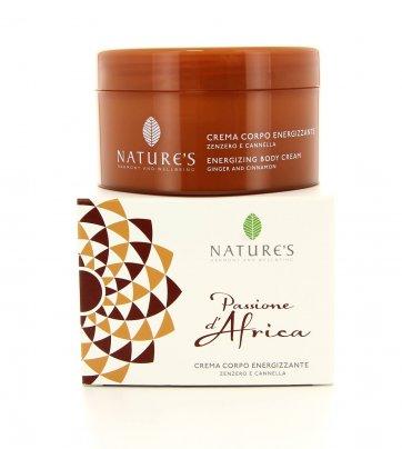 Passione d'Africa - Crema Corpo Energizzante 200 ml