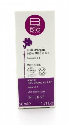 Olio d'Argan per Viso e Capelli - 50 ml.