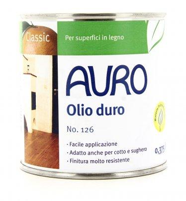 Olio Duro Pavimenti - Mobili n.126 Formato da 375 ml.