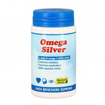 Omega 3 Fish Oil - Funzione Cardiaca 120 Capsule