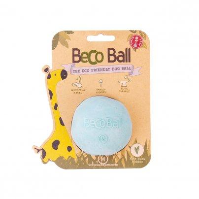 Palla Beco Ball per Cani - Diversi Colori M - Media - Blu