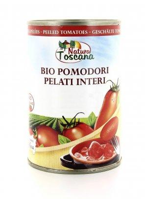 Pomodori Pelati Interi Bio - Natura Toscana