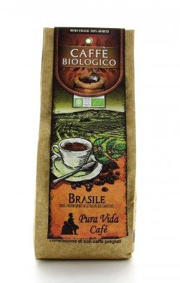 Caffe' Macinato Moka Bio - Brasile