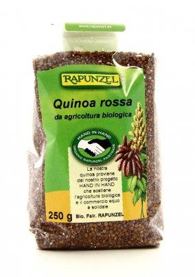 Quinoa Rossa Bio