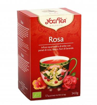 Yogi Tea - Rosa
