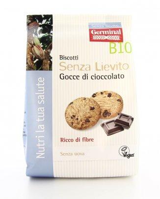 Biscotti Senza Lievito - Gocce di Cioccolato