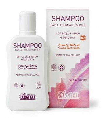 Shampoo per Capelli Normali o Secchi