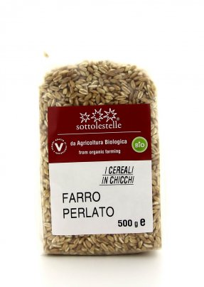 Cereali in Chicci - Farro Perlato