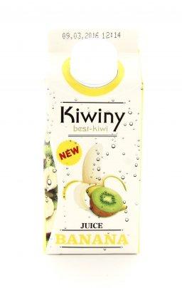 Succo Kiwiny Juice - Banana e Kiwi
