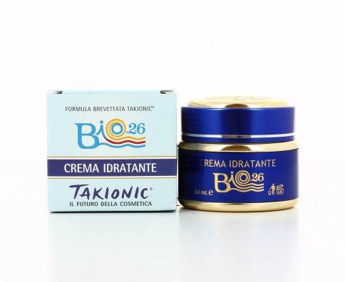 Crema Idratante Bi0,26 Takionic
