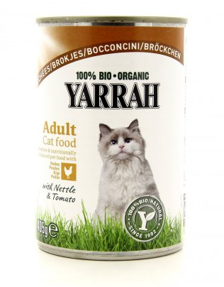 Adult Cat Food - Bocconcini di Pollo per Gatti