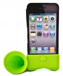 Amplificatore per iPhone - Verde