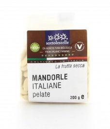 Mandorle Italiane Pelate Biologiche
