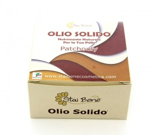 Olio Solido al Patchouly