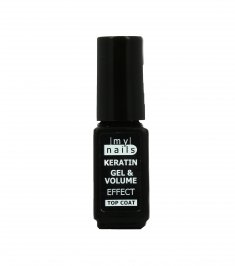 Smalto per Unghie Keratine Gel - N° 100 Top Coat