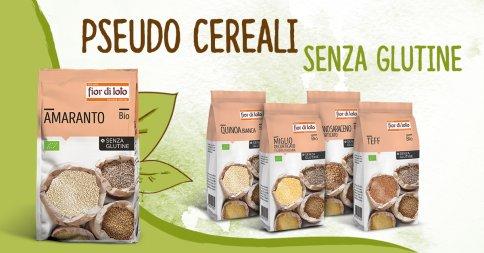 Amaranto Bio Senza Glutine
