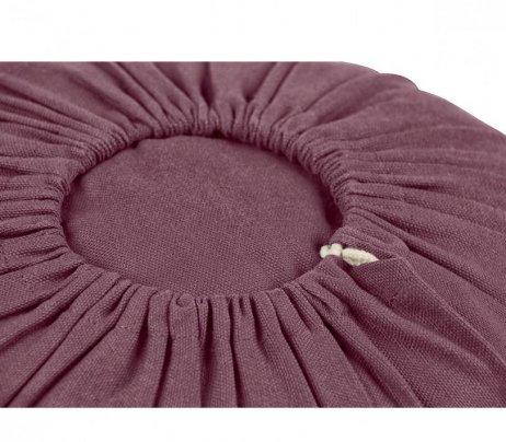 Cuscino Lotus Alto - Bordeaux
