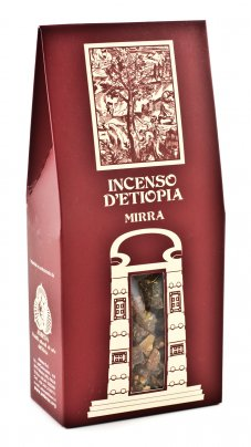 Incenso d'Etiopia in Grani - Mirra 250 g.