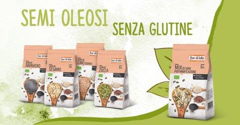 Mix di Semi Tostati Bio Senza Glutine