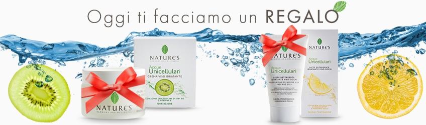 Omaggio a scelta tra 2 prodotti Nature's