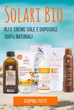 Solari Bio - Prodotti Sole e Doposole 100% naturali