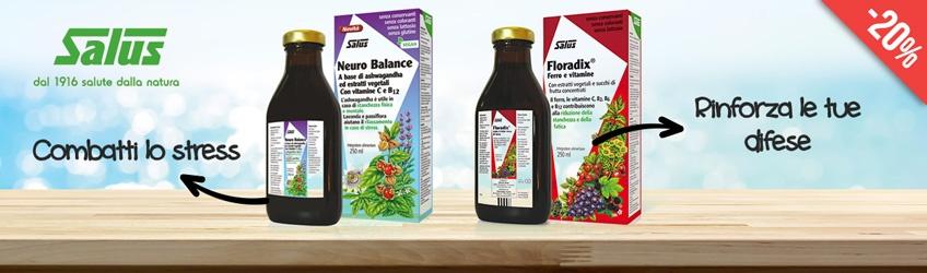 Salus Neuro Balance & Floradix