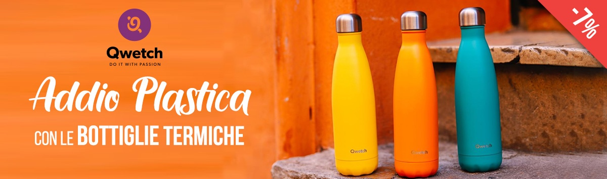 Promo Lancio 7% Qwetch